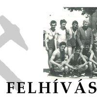 FELHÍVÁS   -  70 éve alakult a Bányász Sportkör