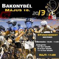 Gyerekverseny - Bakonybél