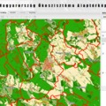 Nyilvánosan is elérhető Magyarország ökoszisztéma alaptérképe