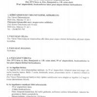 Kiadó a posta melletti lakás - pályázni 2020. január 13-ig lehet rá