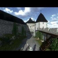 Ilyen lehetett a Cseszneki vár