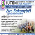 1ÚTON - Nemzetközi zarándoknap - 2020.08.15.