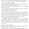 Újabb védelmi intézkedések - tájékoztatás, 2021.március 8.