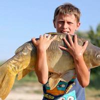 Utánpótlás 2016. Nyílt Gyermek Horgászverseny