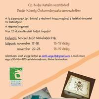 Fa ajándéktárgyak készítése - ingyenes, Dudar, 2017. november