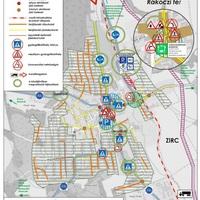 Hova/hogyan fejlődik városunk közlekedése? - 2018. 06.28-án tárgyalja a testület a mobilitási tervet