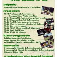 Pénzesgyőri falunap - 2019.07.13.,szombat