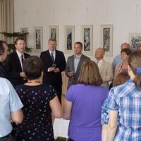A pedagógus szakma képviselőit ünnepelte Zirc városa