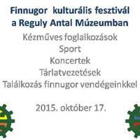 Finnugor kulturális fesztivál
