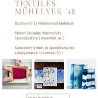 Textiles műhelyek