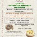 Sütemények, édességek versenye - Dudar, 2019. szeptember 21.,szombat