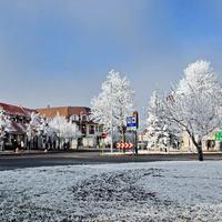 Kép-újság: A hó nélküli fehér város