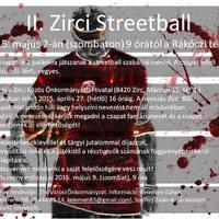 II. Zirci Streetball