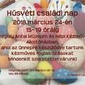 Szombati program a húsvéti készülődés jegyében