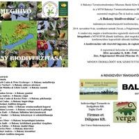 Meghívó konferenciára - MTM Bakonyi Természettudományi Múzeuma