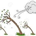 Rongált a szél a csetényi iskolában
