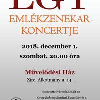 LGT Emlékzenekar koncertje