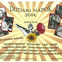Dudari Napok május végén