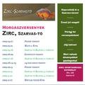 Horgászversenyek - Zirc, Szarvas-tó 2019.