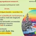 Svéd-masszázs - tanfolyam, 2020. november