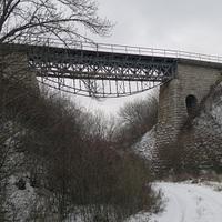 Jelzetlen utakon - Lókútról Gyulafirátótra a viadukt alatt