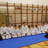 Újévi Sporthíradó: Pannon Harcművészeti Akadémia Aikido Fudoshin Dojo Zirc