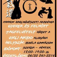 Tagfelvétel a Zirci Aikido Klubba