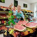 Új zöldség-gyümölcs -szuvenír bolt nyílik Zircen