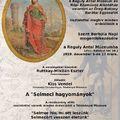 Szent Borbála napi megemlékezés - 2019.12.05., Reguly múzeum