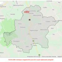 Fának csapódott egy személygépkocsi a 82-es főút 34-es kilométerénél, Csesznek térségében - pontosítás*