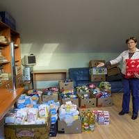 Tartós élelmiszer a rászorulóknak