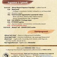 XX. Bakonyi Betyárnapok - Országos Betyártalálkozó