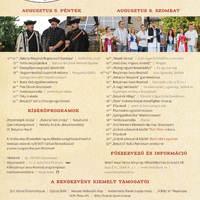 XVIII. Bakonyi Betyárnapok - Országos Betyártalálkozó