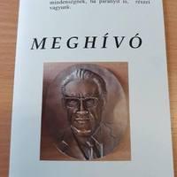 Fekete István emlékművének ünnepélyes átadása - 2018. 12.07., péntek