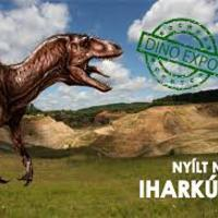 Az iharkúti dinoszaurusz-lelőhely és az ott folyó munkálatok megtekintése - nyílt nap
