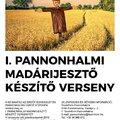 I. Pannonhalmi Madárijesztő készítő verseny - 2019. október 7.