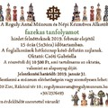 Kézműves tanfolyamok 2019 - Reguly Antal Múzeum