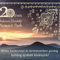 Karácsonyi Üdvözlet - Balaton-felvidéki Nemzeti Park