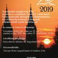 """""""Zirc 2019"""" falinaptár bemutatója, és fotópályázatának kiállítása"""