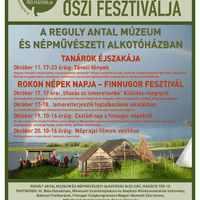 Múzeumok Őszi Fesztiválja a RAMNAH-ban