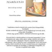 Teadélután