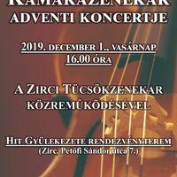 Mendelssohn koncert - Zirc, 2019. december 1., vasárnap