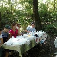 Az első derceni iskoláscsoport túra- és kalandnapja, Balaton-napja