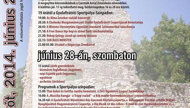 XXIII. Rátóti Napok - július 27-28.