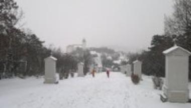Téli Tihany teljesítménytúrák szombaton, január 2-án - de lehet, hogy tavaszi?