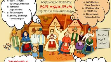 Szomszédolás 2013 - program