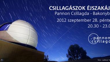 Csillagászok éjszakája