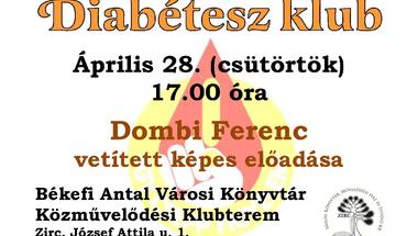 Áprilisi Diabétesz Klub