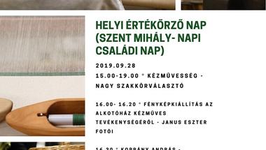 Szent Mihály-napi Családi Nap - Zirc, 2019.09.28.