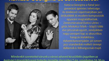 Kanizsa Georgina és zenésztársai